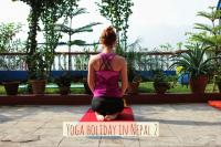 Yoga holiday in Nepal 2