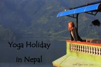 Yoga Holiday in Nepal