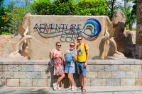 Аквапарк в Сингапуре – Adventure Cove Waterpark